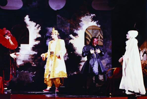 Il Re cervo  1985 Tag Teatro