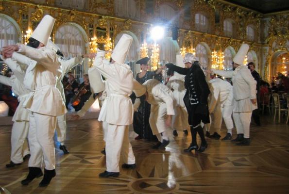 S. Pietroburgo Il Ballo
